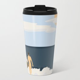 Private Beach 2 Travel Mug
