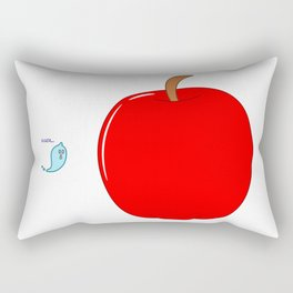 Big Apple Rectangular Pillow