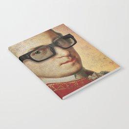 Hipster Mozart Notebook