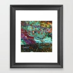 Micropic Framed Art Print