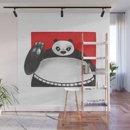 What if Baymax was Kung fu Panda Wall Mural