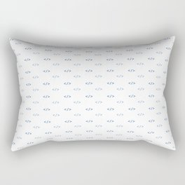 BRACKET'S SEEKER Rectangular Pillow