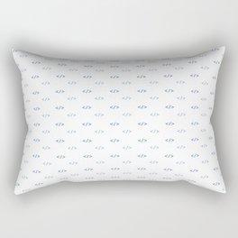 BRACKET'S SEEKER Rectangular Pillow