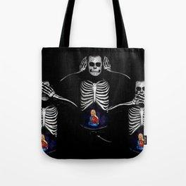 See, Hear, Speak Tote Bag