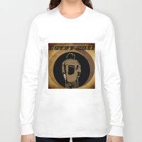 egypt Long Sleeve T-shirts featuring Egypt 2011 by Annaleta Nichols