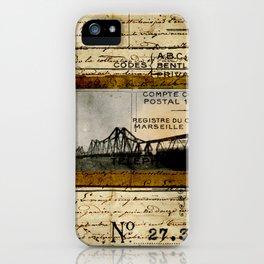 Ephemera 2 iPhone Case