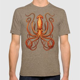 Giant Squid 2 T-shirt