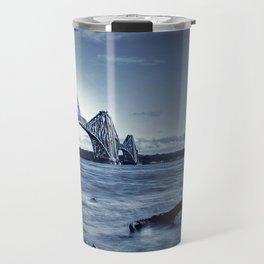The Forth Rail Bridge Scotland Travel Mug