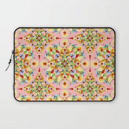 Pink Confetti Laptop Sleeve