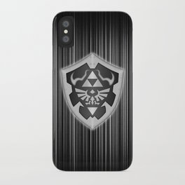 Zelda Shield Triforce iPhone Case