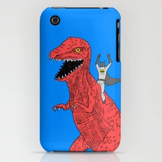 Dinosaur B Forever iPhone (3g, 3gs) Slim Case