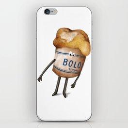 Bolo de Arroz - Solo iPhone Skin