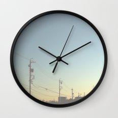 early morning Wall Clock