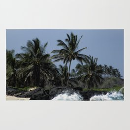 Hawaiian Paradise Rug