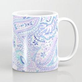 Painted paisley Coffee Mug