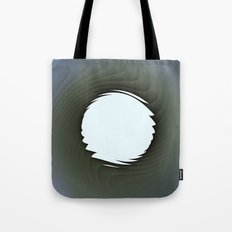 shot from the tunnel Tote Bag