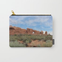 Out West Scene Carry-All Pouch
