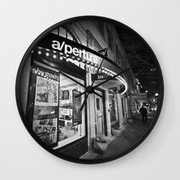 Inde Films Wall Clock