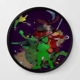 Tinkers Hook Wall Clock