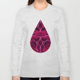 Fractal 6 Long Sleeve T-shirt
