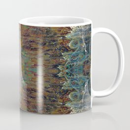 Nebulous Portal Emergence (Electric Gateway) (Reflected) Coffee Mug