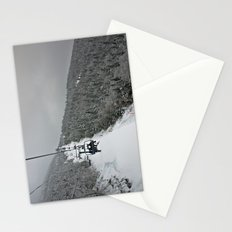 It's A Long Way Up Stationery Cards