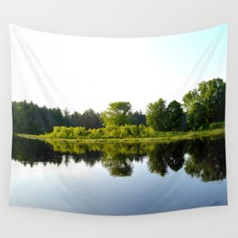 From the Rivers Edge  Wall Tapestry