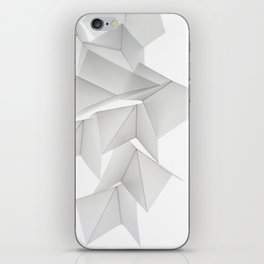 Motion of Patience iPhone Skin