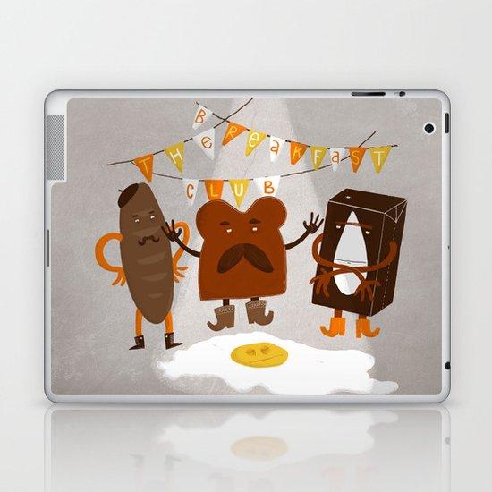 Breakfast club Laptop & iPad Skin