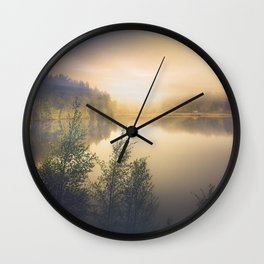 The perfect organism Wall Clock