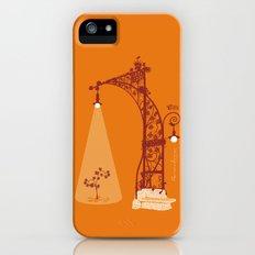 Passeig de Gracia, Barcelona iPhone (5, 5s) Slim Case