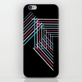 Transcend Patchwork iPhone Skin