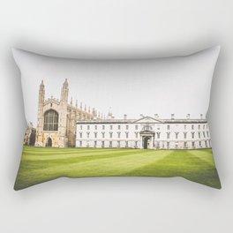 King's College, Cambridge Rectangular Pillow