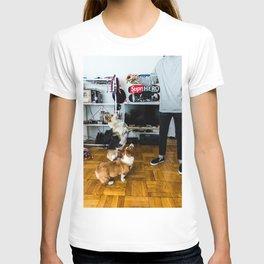 KING KODAK AND QUEEN FERGIE T-shirt