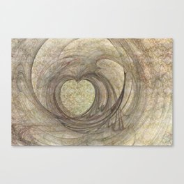 Single Minded Canvas Print