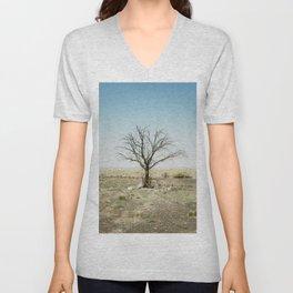 solo tree arizona Unisex V-Neck