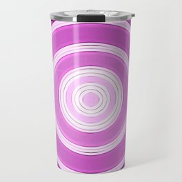 shining purple Travel Mug