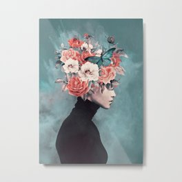 blooming 3 Metal Print