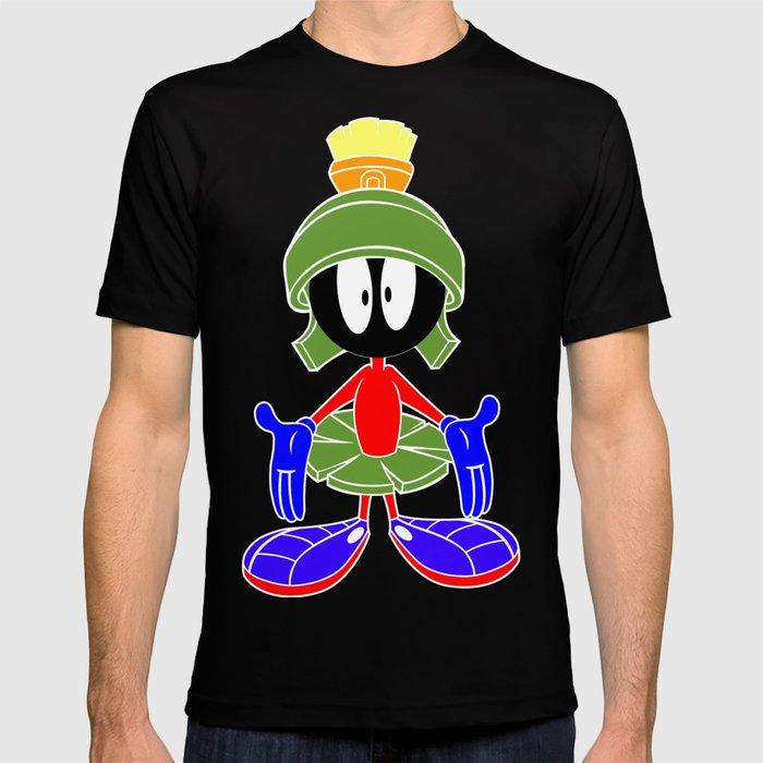 710df831e22a Marvin the martian T-shirt by ritarose