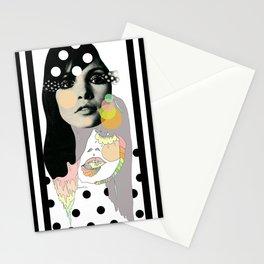 b & w Stationery Cards