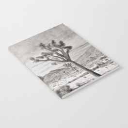 Joshua Tree Park by CREYES Notebook