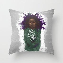 Rue's Lullaby Throw Pillow