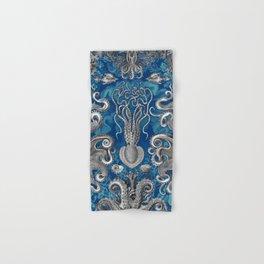 The Kraken (Blue - No Text) Hand & Bath Towel