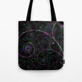 Spiral Pattern 2 Tote Bag