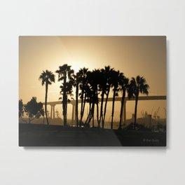 Coronado Sunrise Metal Print