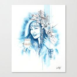 Miss Yakutsk Canvas Print