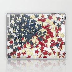 EUA FLAG STARS Laptop & iPad Skin