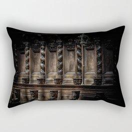 The Holy Light Rectangular Pillow
