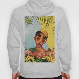 Girl in the jungle Hoody
