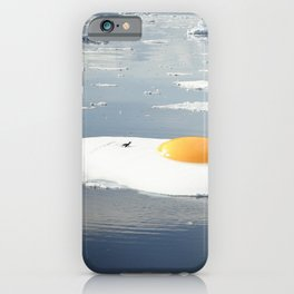 Egg-berg - Sunny side up iPhone Case